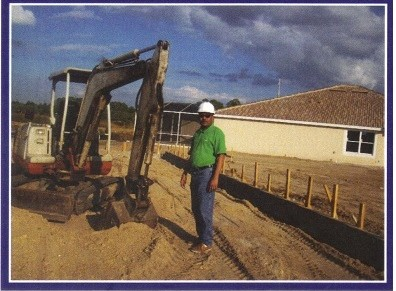 Allegiant Homes Ltd. Excavation/Footing