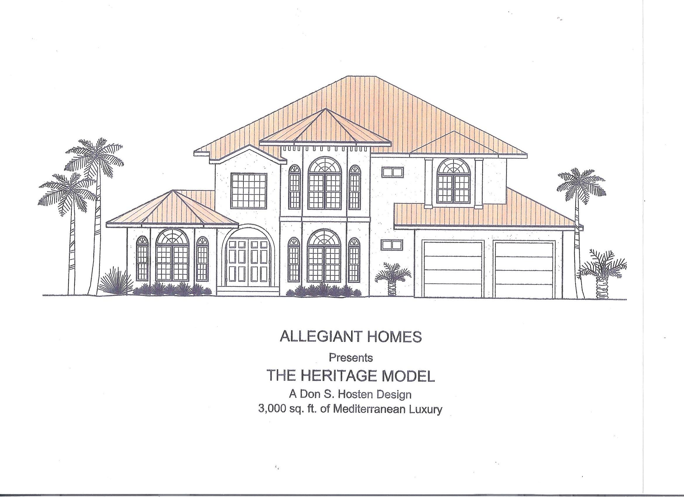 Heritage model maracas garden trinidad and tobago for Modern homes designs trinidad